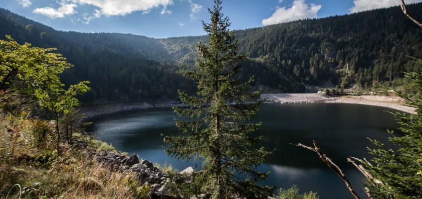 Lac Blanc und Lac Noir: Bergseen mit Überraschungseffekt