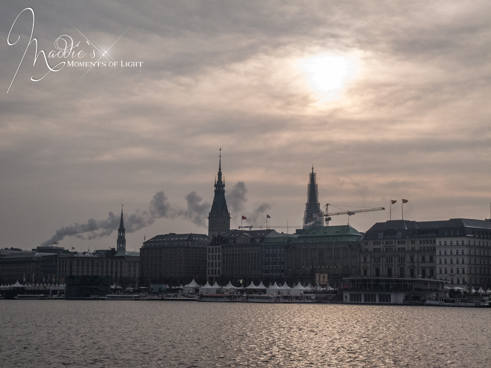 Eine halbe Stunde Zeit pro Tag in Hamburg?