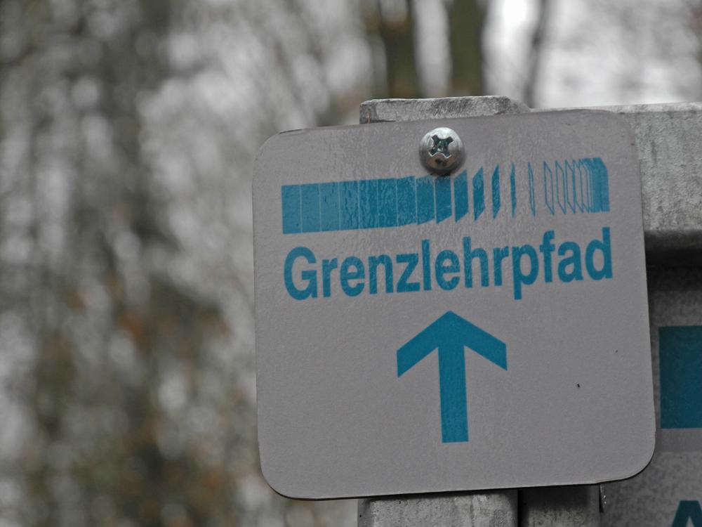 Auf den Spuren deutscher Grenzgeschichte