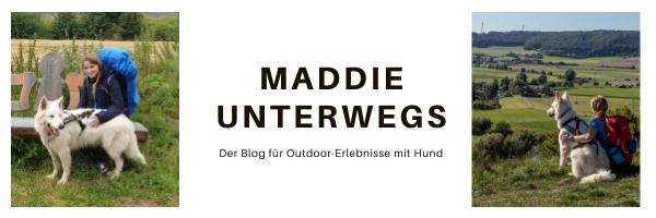 Maddie unterwegs