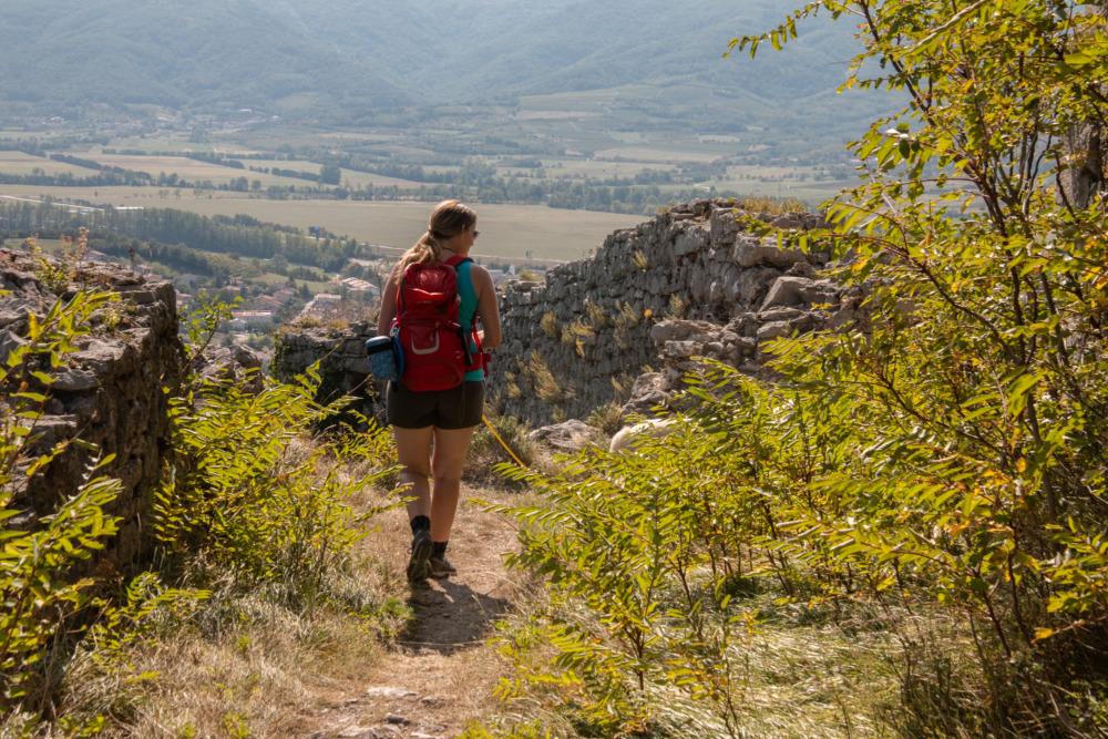 Wandern im Vipava-Tal