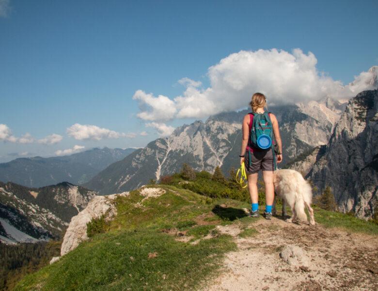 Camping mit Hund in Slowenien – Roadtrip und Ausflugstipps