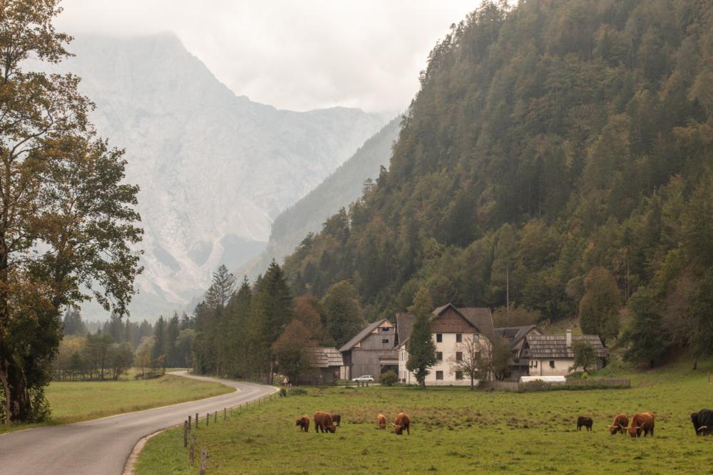 Logarska Dolina - Logar Tal Slowenien