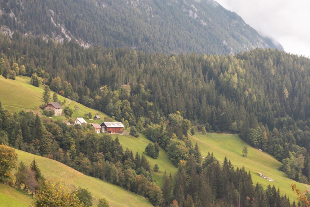 Panoramic Route im Logarska Dolina
