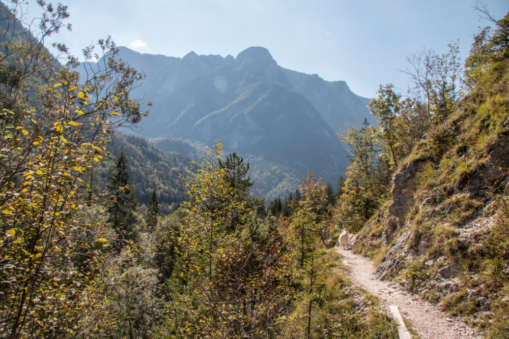 Wandern im Triglav-Nationalpark