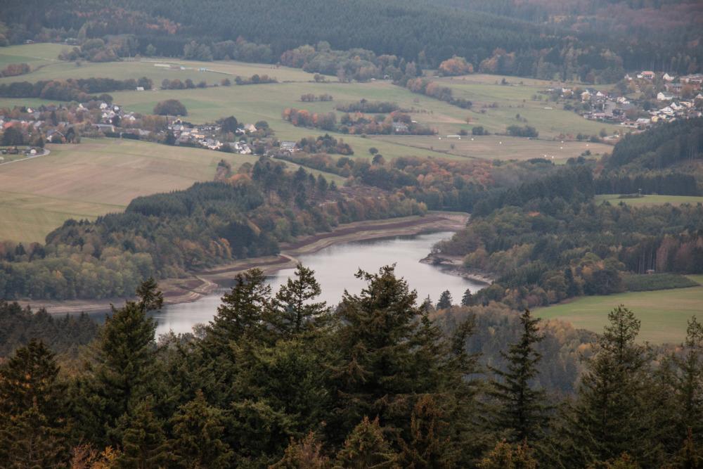 Burg Wildenburg - Ausblick vom Turm