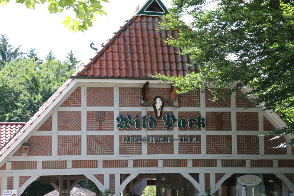 Wild-Park Lüneburger Heide
