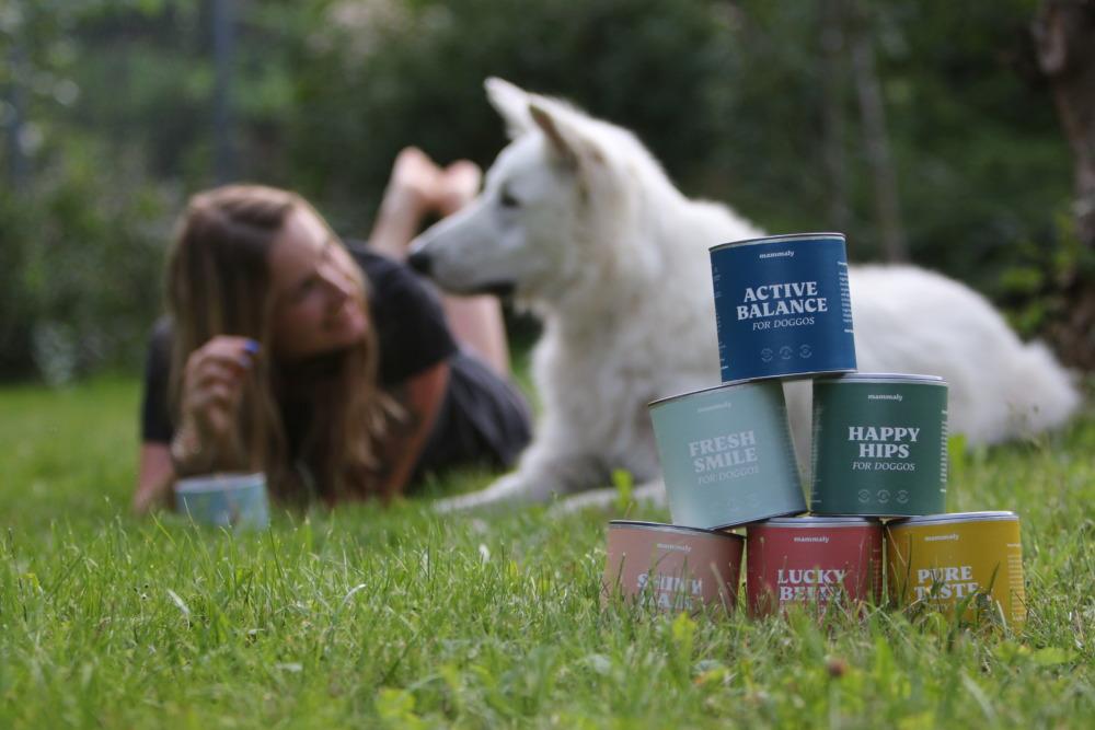 Gesunde Hunde-Leckerlis von Mammaly